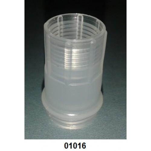 01016 - Bucha para válvula P 1 longa ou P 2 para sifão grosso