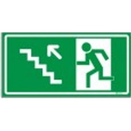 010300 O - Rota De Fuga - Escada Subindo À Esquerda