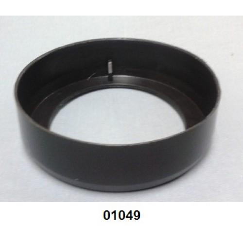01049 - Saia plástica pequena, modêlo Yanes,  para extintores de Pó de 4 e 6 kg