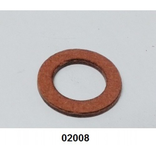 02008 - Arruela de fibra 12 x 19 x 1,5 mm