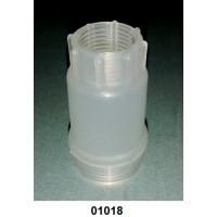 01018 - Bucha para válvula P 4 longa para sifão grosso