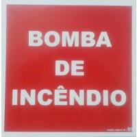 010299 AD - Bomba De Incêndio