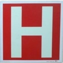 010299 AB - Hidrante (H)