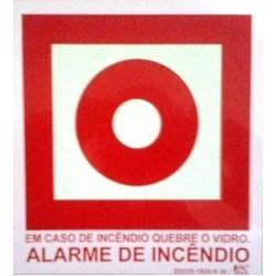 010299 AF - Alarme De Incêndio