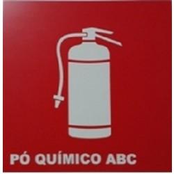 010299 B - Pó Químico ABC