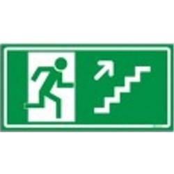010300 P - Rota De Fuga - Escada Subindo À Direita