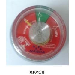 01041 B - Manômetro espiral 1.2 MPA Extang/Fercam