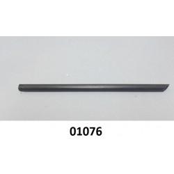01076 - Sifão p/Extintor P6/P8 (430 mm) PVC preto