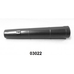 03022 - Difusor preto com rôsca de metal para Extintor 4 e 6 kg