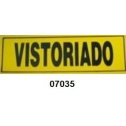 07035 - VISTORIADO