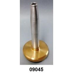 """09045 - Esquicho jato sólido latão 1""""1/2 (13/16 mm)"""