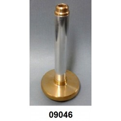 """09046 - Esquicho jato sólido latão 2""""1/2 (19/25 mm)"""